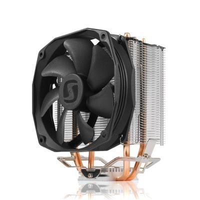 SilentiumPC chladič CPU Spartan 3 LT HE1012/ ultratichý/ 100mm fan/ 2 heatpipes/ PWM/ pro Intel, AMD