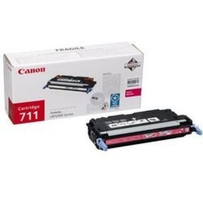 Canon LASER TONER magenta CRG-711M (CRG711M) 6 000 stran*