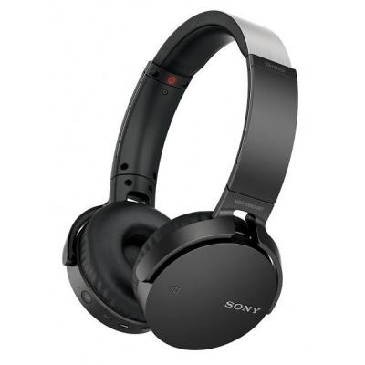 SONY Bluetooth stereo sluchátka MDR-XB650BT, černá