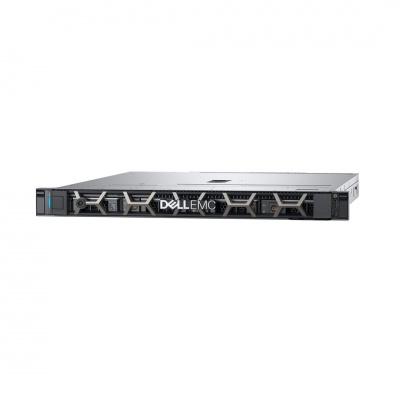 "DELL PE R340 4x3.5"" Hot Plug /E-2244G /16GB/2x480GB SSD RI/Rails/H330+/iDRAC 9 En/DP 1Gb/2x550W/3Y PS"