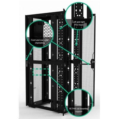 HPE 48U 600mmx1200mm G2 Enterprise Pallet Rack