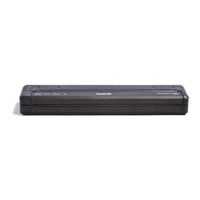 BROTHER tiskárna přenosná PJ-763 PocketJet termotisk ( tiskárna s rozlišením 300dpi, bluetooth, USB, 8 str. )