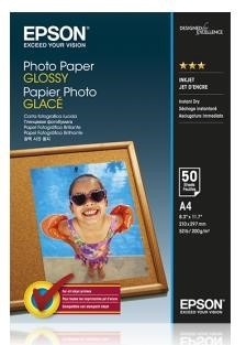 EPSON Paper A4 - Photo Paper Glossy A4 50 sheets