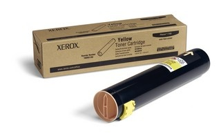 Xerox Toner Yellow pro Phaser 7760 (25.000 str)