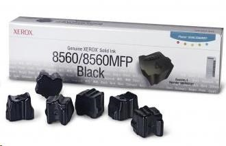Xerox Genuine Solid Ink pro Phaser 8560 Black (6 STICKS)