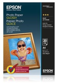 EPSON Paper A4 - Photo Paper Glossy A4 20 sheet