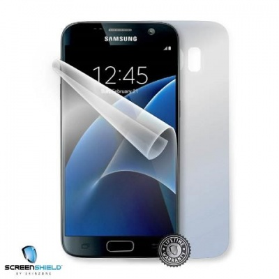 ScreenShield fólie na celé tělo pro Samsung Galaxy S7 (SM-G930F)