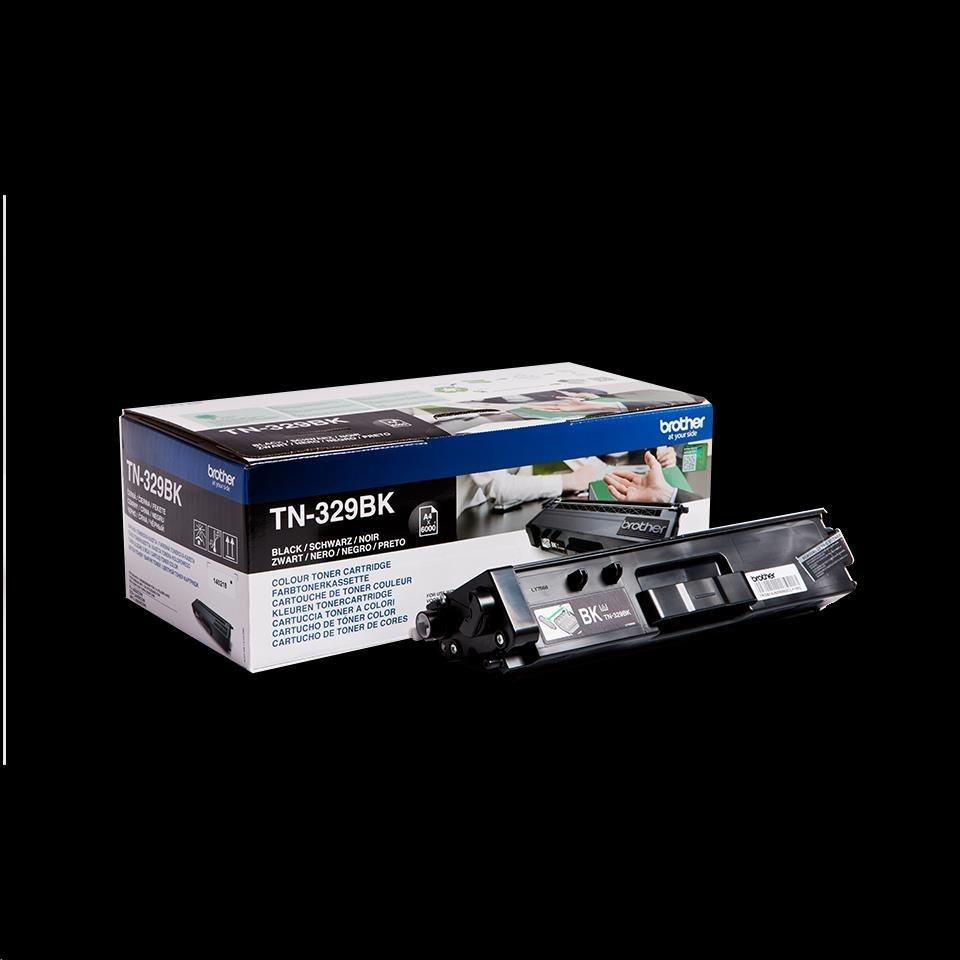 BROTHER TN-329BK Laser Supplies