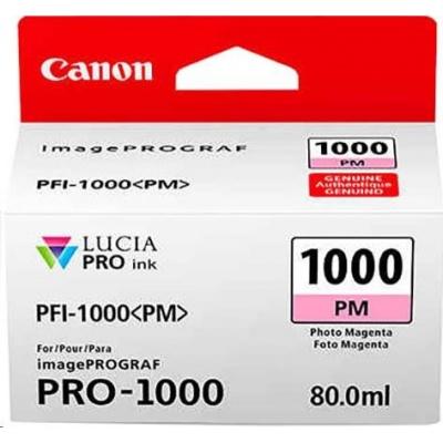 Canon BJ PFI-1000 PM (Photo Magenta Ink Tank)