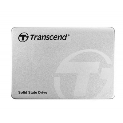 TRANSCEND SSD 370S, 64GB, SATA III 6Gb/s, MLC (Premium), Aluminium Case