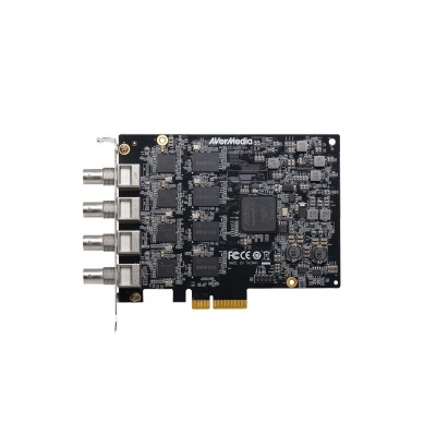 AVERMEDIA CE314-SN, 4CH HD/2CH 3G-SDI interface card