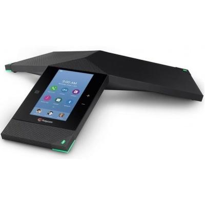 Polycom konferenční telefon Trio 8800 IP, Skype, Wi-Fi, Bluetooth, NFC, PoE