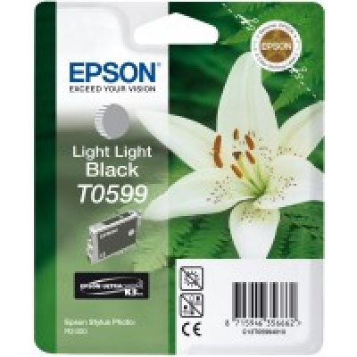 EPSON ink čer Stylus Photo R2400 - light light Black