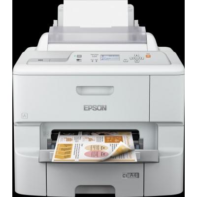 EPSON tiskárna ink WorkForce Pro WF-6090DW , A4, 34ppm, Ethernet, WiFi (Direct), Duplex, NFC,3 roky OSS po registraci