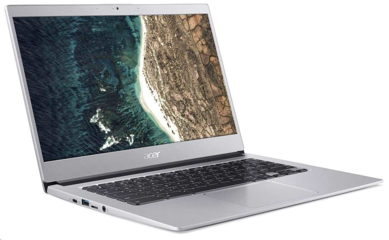"ACER Chromebook 14 (CB514-1H-P0U1) - Pentium-N4200@1.1GHz,14"" FHD IPS touch,4GB,64eMMC,backl,HDcam,Chrome OS"