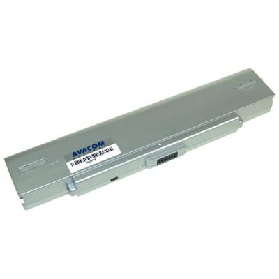 AVACOM baterie pro Sony VGN-AR520/SZ61, VGP-BPS9, VGP-BPS10 Li-ion 11,1V 5200mAh/58Wh silver