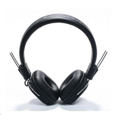 REMAX Stereo sluchátka RM-100H černé