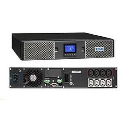 Eaton 9PX 1000i RT2U, UPS 1000VA / 1000W, LCD, rack/tower
