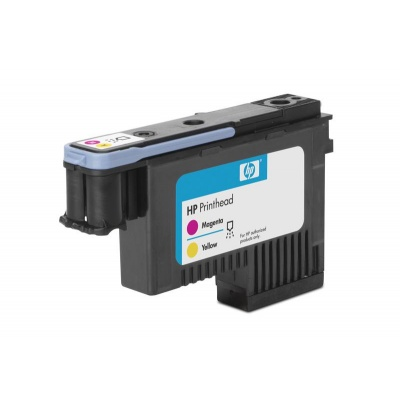 HP 91 Magenta + Yellow DJ Printhead, C9461A