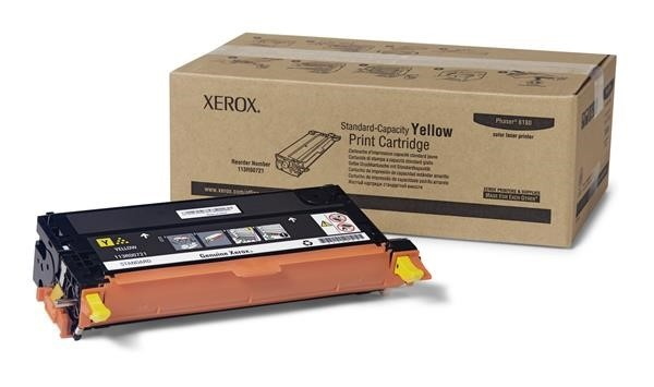 Xerox Toner Yellow pro Phaser 6180 (2.000 str)