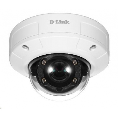D-Link DCS-4605EV Vigilance 5-Megapixel Vandal-Proof Outdoor Dome Camera