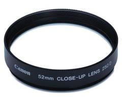 Canon makro předsádka 250D / 52mm