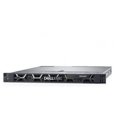 """Dell PE R440/8 x 2.5"""" HotPlug/Silver 4210/16GB/1x600GB/Rails/On-Board LOM DP/H730P/iDRAC9 En/2x550W/3Y Basic OS"""