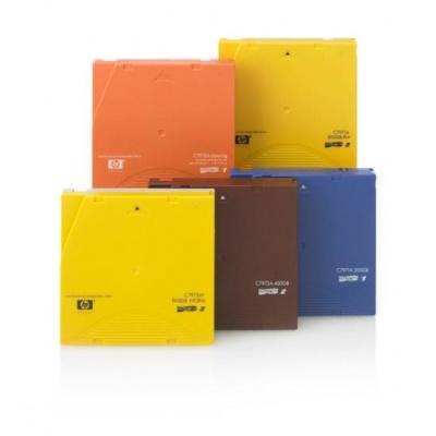 HP LTO-7 Ultrium 15 TB RW Custom Labeled Data Cartridge 20 pack