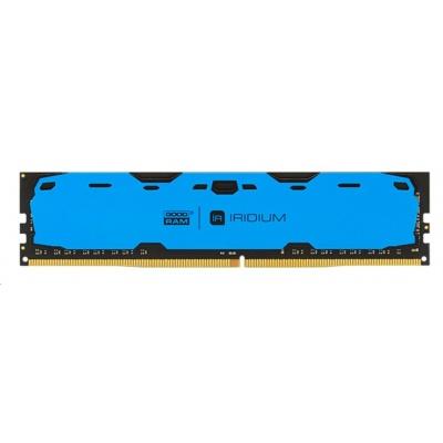 DIMM DDR4 16GB 2400MHz CL15 (Kit 2x8GB) GOODRAM IRDM, blue