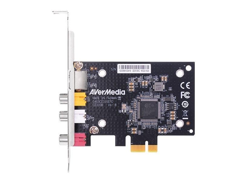 AVERMEDIA CE310B, SD PCIe střihová karta
