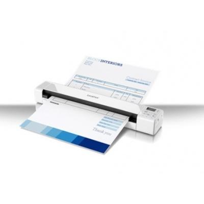 BROTHER skener DS-820W - až 7,5 str/min. 600 x 600 dpi, napájení USB,SD karta, WiFi, DUALSKEN