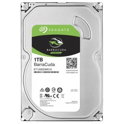 SEAGATE HDD BARRACUDA 1TB SATAIII/600 7200RPM, 64MB cache - záruka 3 roky