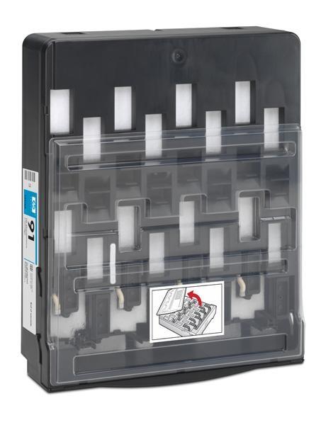 HP 91 Maintenance Cart, C9518A