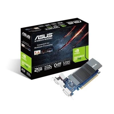 ASUS VGA NVIDIA GT710-SL-2GD5