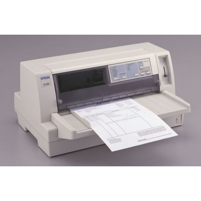 EPSON tiskárna jehličková LQ-680Pro, A4, 24 jehel, 413 zn/s, 1+5 kopii, LPT