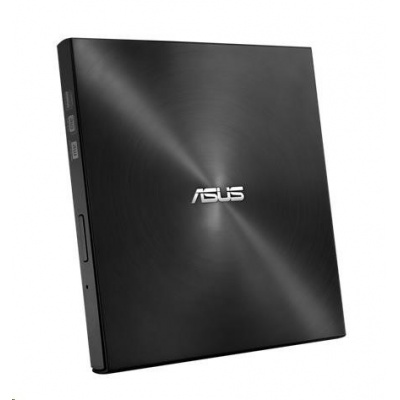 ASUS DVD Writer SDRW-08U7M-U BLACK RETAIL, External Slim DVD-RW, black, USB