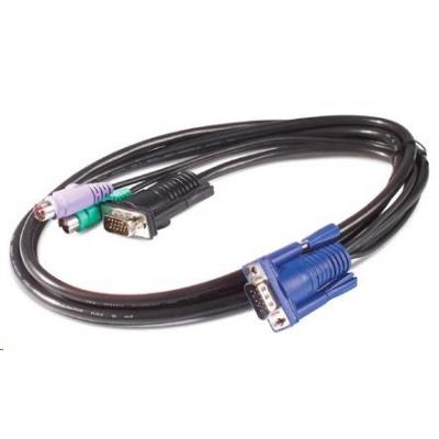 APC KVM PS/2 Cable - 12 ft (3.6 m)