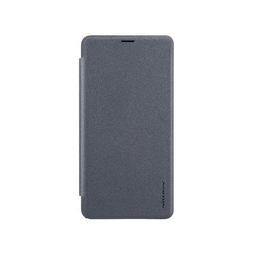 Nillkin Sparkle Leather Case pro Xiaomi Mi Max 3 Black