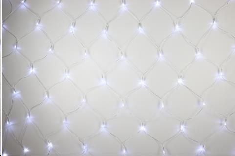 Marimex Decor Světelná síť 128 LED