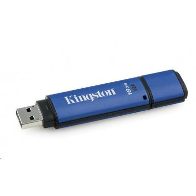 Kingston 16GB DataTraveler Vault Privacy 3.0 (USB 3.0) - bez antiviru