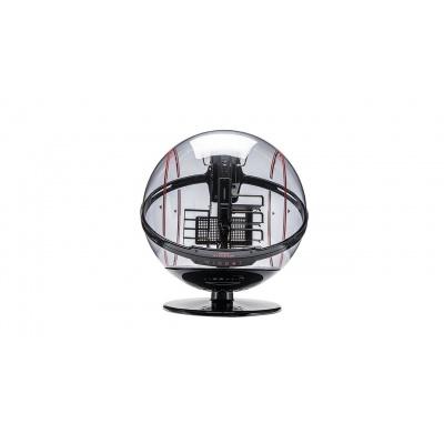 IN WIN skříň Winbot, Black/Red, bez zdroje, 360 of Marvelous Ingenuity