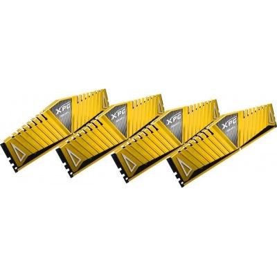 DIMM DDR4 32GB 3200MHz CL16 (KIT 4x8GB) ADATA XPG Z1, 512x8, gold