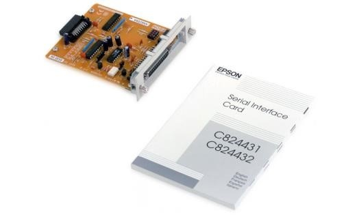 EPSON Type B RS232D/20mA Interface Card