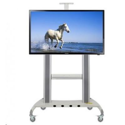"""Špičkový výškově stavitelný stojan na největší televizory 60"""" až 100""""ržák"""