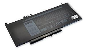 DELL  62WHr 4-Cell Battery Customer Install