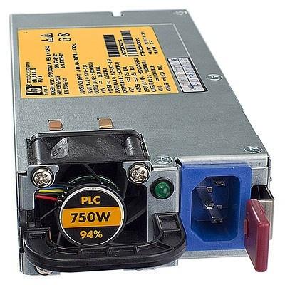 HP Power Supply Kit 750W Common Slot Gold Hot Plug for G7/G8 512327-B21 HP RENEW