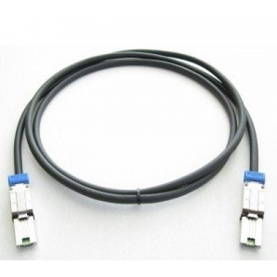 HP Cable Mini SAS to Mini SAS 4x 6M external (p800+msa60/70)