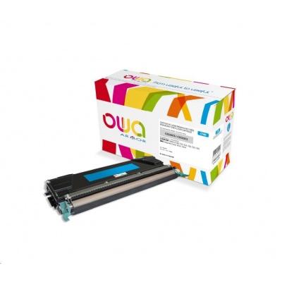 OWA Armor toner pro IBM Infoprint Color 1614, 1634, 3000 Stran, 39V0299, modrá/cyan