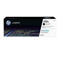HP  410X Black LJ Toner Cart, str, CF410X