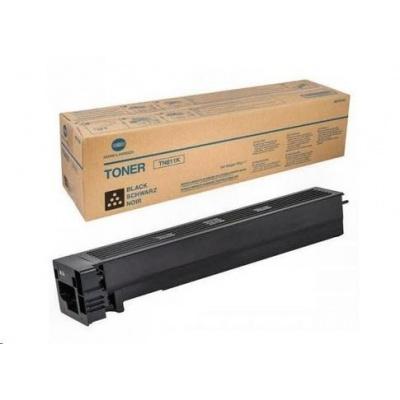 Minolta Toner TN-611K, černý do bizhub C451, C550, C650 (45k)